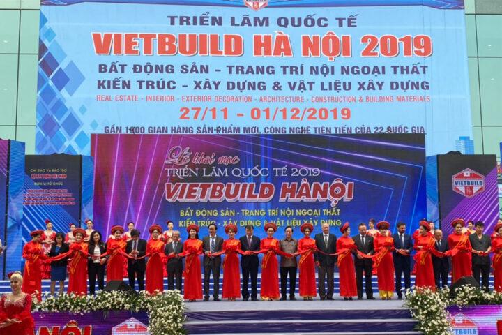 Vietbuild Hà Nội 2019